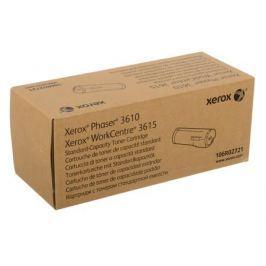 Картридж Xerox 106R02721 STANDARD CAPACITY TONER CARTRIDGE - Phaser 3610/WC 3615