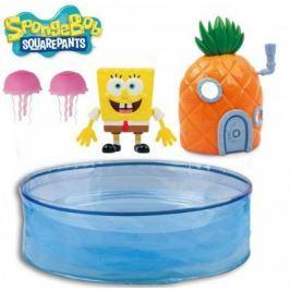 Набор Спанч Боб с аквариумом и домиком 5302