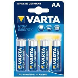 Батарейки Varta High Energy AA 4 шт