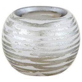 Подсвечник ЛЁД, 1 шт, 7*5 см, керамика