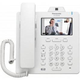 Телефон IP Panasonic KX-HDV430RU белый