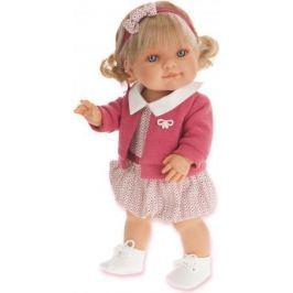 Кукла Munecas Antonio Juan Сильвана, 38 см 2263P