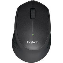 Мышь беспроводная Logitech B330 Silent Plus чёрный USB 910-004913