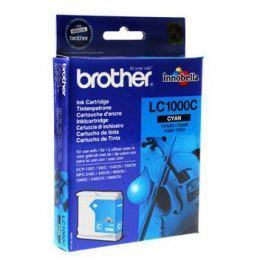 Картридж струйный Brother LC1000C