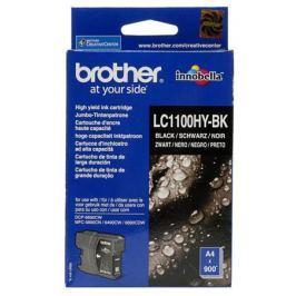 Картридж струйный Brother LC1100HYBK