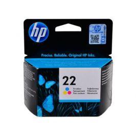 Картридж HP C9352AE (№22) цветной DJ 3920/3940/PSC 1410