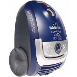 Пылесос Hoover TCP 2120 019 с мешком сухая уборка 2100Вт синий