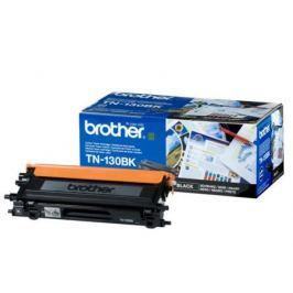 Тонер-картридж Brother TN130BK чёрный, для HL-4040CN/HL-4050CDN/DCP-9040CN/MFC-9440CN (2500 стр)