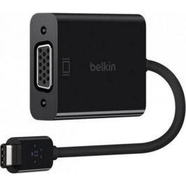 Переходник VGA-USB-C Belkin F2CU037btBLK