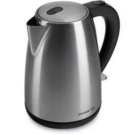 Чайник электрический Polaris PWK 1707CA 1.7л. 2200Вт серебристый матовый