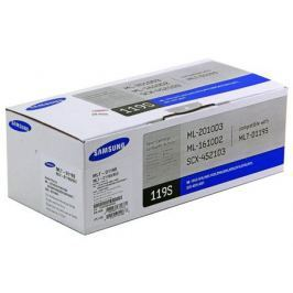 Картридж Samsung MLT-D119S для ML-1610/1615/1620/1625,ML-2010/2015/2020/2510/2570/2571,SCX-4321/4521. Чёрный. 2000 страниц.