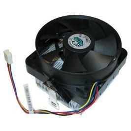 Кулер для процессора Cooler Master for AMD CK9-9HDSA-PL-GP (AM3/AM2+/AM2, потребляемая мощность 6.48 Вт, 4 пин, с медью, PWM, TDP 125 Вт, 90х90х25 мм, 800-4200 об/ми