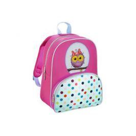 Рюкзак детский Hama Sweet Owl розовый/голубой 00139105