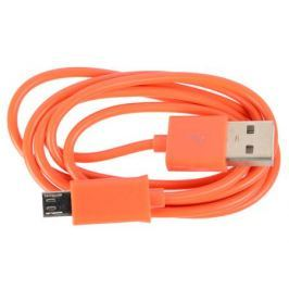 Кабель USB-microUSB Human Friends Super Link Rainbow M Orange, 1 м.