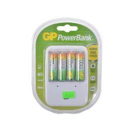 Зарядное устройство GP PowerBank 13 часов + аккум. 4шт. 1300mAh (GP PB420GS130-CR4)