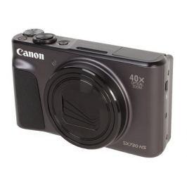 Фотоаппарат Canon PowerShot SX730 HS Black (20.3Mp, zoom 40х, SD, SDHC, USB, WiFi)