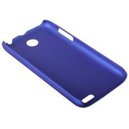 Чехол IT BAGGAGE для смартфона LENOVO A516 жесткий пластик синий (ITLNA516T-4)