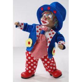 Кукла Arias Клоун 50 см, коробка (винил, текcтильные материалы) 8427614210106