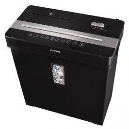 Уничтожитель бумаг Hama Basic Premium X8CD H-50188 7 лст 10лтр 2 Class