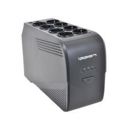 ИБП Ippon Back Comfo Pro 800 800VA/480W RS-232,USB (6+2 EURO)