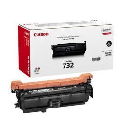 Картридж Canon 732Bk для принтеров LBP7780Cx. Чёрный. 6100 страниц.