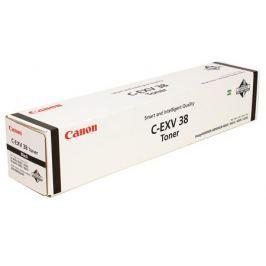 Тонер-картридж Canon C-EXV38 для iR ADV 4045i / 4051i. Чёрный. 34200 страниц.