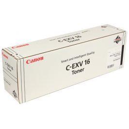 Тонер-картридж Canon C-EXV16Bk для CLC4040, CLC5151. Чёрный. 30000 страниц.