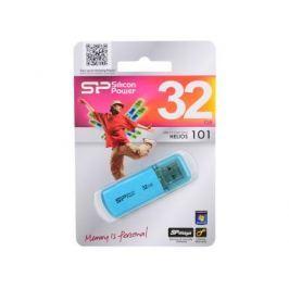 USB флешка Silicon Power Helios 101 Blue 32GB (SP032GBUF2101V1B)