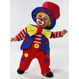 Кукла Arias Клоун 38 см, коробка (винил, текcтильные материалы) 8427614200121