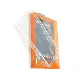 Чехол силикон iBox Crystal для Sony Xperia E4G (прозрачный)