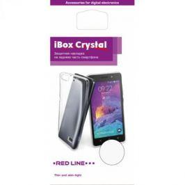 Накладка силикон iBox Crystal для LG X View/X Screen прозрачный
