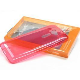 Чехол силикон iBox Crystal для Sony Xperia C5 Ultra красный