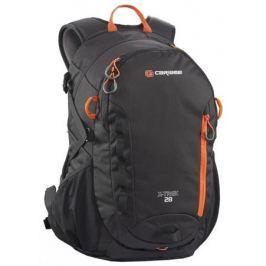 Рюкзак CARIBEE X-TREK 28 черный/ОРАНЖЕВЫЙ 6382
