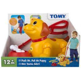 Интерактивная игрушка Tomy Щенок Погуляй со мной