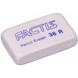 Ластик FACTIS мягкий из синтетического каучука, размер 39,5х23,5х9,2 мм