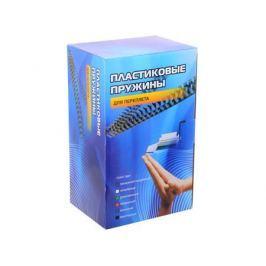 Пластиковые пружины 19 мм (130-170 листов) черные 100 шт. Office Kit (BP2060)