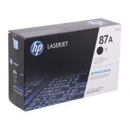 Картридж HP CF287A для HP Color LaserJet M506dn, M506x, M501n, M501dn. Чёрный. 9000 страниц.