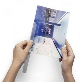 Скрепкошина SPINE BARS пластик, на 30 листов, А5, прозрачная, цена за 1 шт Количество в блоке:100 Ко