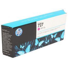 Картридж HP F9J77A №727 для Designjet T920, T930, T1500, T1530, T2530. Пурпурный. 300 млl