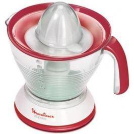 Соковыжималка Moulinex PC302B10 25 Вт белый красный