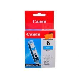 Чернильница Canon BCI-6C для BJС-8200/S900/9000/800//i560/i865/i905D/950/965/9100. Голубой. 270 страниц.