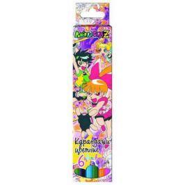 Набор цветных карандашей Action! PPGZ 6 шт PG-ACP105-06 PG-ACP105-06