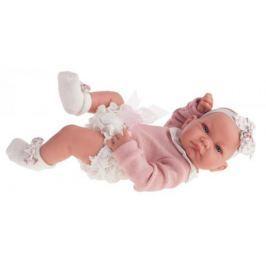 Кукла-младенец Munecas Antonio Juan Эмма 42 см мягкая 5096W