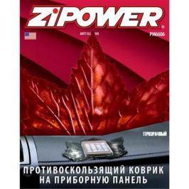 Коврик на приборную панель ZIPOWER PM 6606