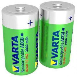 Батарейки 3000 mAh Varta R2U D 2 шт