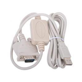 Кабель-адаптер USB AM - COM DB9M(RS232) Gembird 1.8м UAS 111, блистер