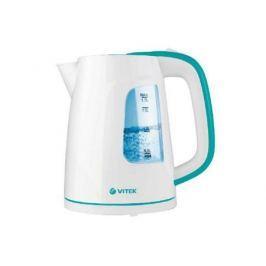 Чайник Vitek VT-7022 W 2200 Вт 1.7 л пластик белый