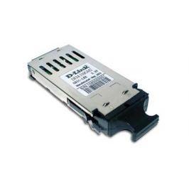 Модуль D-Link DEM-310GM2 GBIC-трансивер с 1 портом 1000Base-SX для многомодового оптического кабеля (до 2 км)