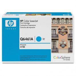Картридж HP Q6461A для Color LaserJet 4730 MFP. Голубой. 12000 страниц.