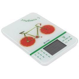 Электронные кухонные весы VITEK VT-2413(W) Макс вес 5 кг,цена деления 1 г,функция тарирования.